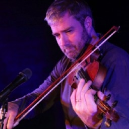 Dermot Daly fiddle